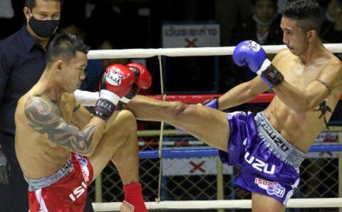 ชนะเพราะเก๋า เฉียบขาดพลิกเฮแต้มคู่ศึกมวยดีวิถีไทย