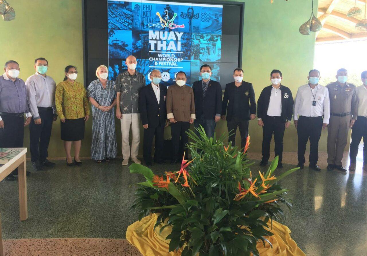 ทดแทนความทุ่มเท 74ชาติบินสู่จังหวัดภูเก็ตดวลหมัดมวยไทยนานาประเทศชิงชนะเลิศโลก