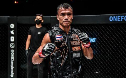 """นักคิกบ็อกซิ่งชาวไทย สิทธิชัย ศิษย์สองพี่น้อง : อดีตแชมป์โลกคิกบ็อกซิ่งยุโรป 6 ยุคผู้มี """"ซีอาร์7"""" เป็นต้นแบบ"""